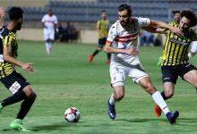 صورة المقاولون العرب يتعادل 2/2 مع الزمالك بالدوري المصري
