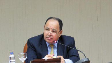 صورة وزير المالية:استحداث الآليات البرمجية اللازمة لخلق نظام ضريبى إلكترونى متكامل