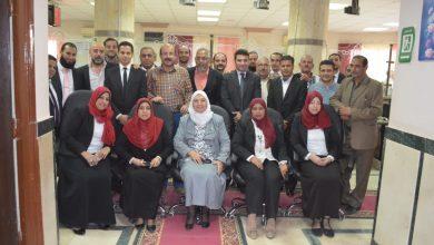 """صورة رئيس الجهاز: لجنة لمراجعة إجراءات منح شهادة الجودة العالمية """"الأيزو"""" لجهاز مدينة العاشر من رمضان"""