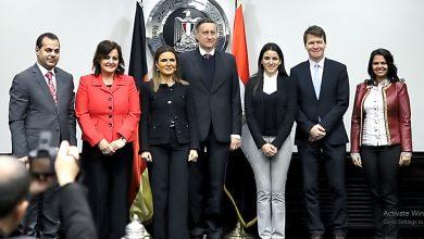 صورة مصر والمانيا توقعان منحة لضمان الجودة فى مجال الإنتاج الزراعى بقيمة 36 مليون جنيه