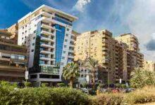 صورة شقة للبيع نصف تشطيب بجوار المقر الجديد النادي الاهلي ونادي الجزيرة 530 الف جنية