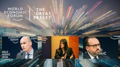 صورة رانيا المشاط تطرح رؤية لإعادة تشكيل النظام الاقتصادي في الشرق الأوسط وشمال أفريقيا