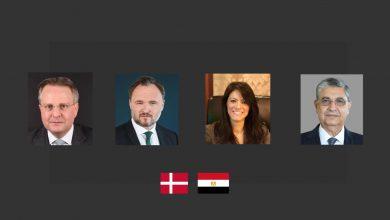 صورة وزيرا التعاون الدولي والكهرباء يوقعان اتفاقية شراكة مع الدنمارك لتسريع وتيرة التحول الأخضر ودعم استراتيجية الطاقة المتجددة