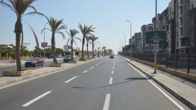 صورة الجزار: الانتهاء من المرحلة الأولى من مشروع رفع كفاءة محور الشباب بمدينة الشروق
