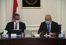 صورة وزيرا الإسكان والسياحة والآثار يتابعان موقف المشروعات المشتركة بالقاهرة التاريخية