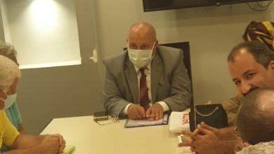 صورة رئيس جهاز الشيخ زايد يلتقى سكان المدينة للرد على اهم الاستفسارات بشأن التصالح فى مخالفات البناء