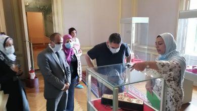 """صورة """"احمد يوسف"""" في زيارة لمدينة الأسكندرية لتنشيط السياحة الداخلية"""
