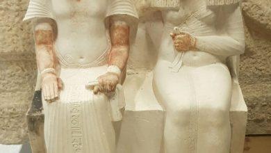 صورة المتحف المصري الكبير يستقبل ٢٠٠٠ قطعة اثرية قادمة من متحف التحرير والمخزن المتحفي بتل اليهودية ومنطقة اثار الهرم.