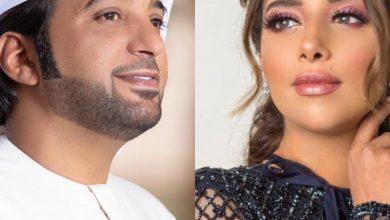 """صورة الصامل يجمع عيضة المنهالي وبلقيس """"دويتو"""" غنائي"""