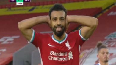 صورة بالفيديو هاتريك محمد صلاح يقود ليفربول لحصد اول ثلاث نقاط أمام ليدزيونايتد ودعم مؤمن ذكريا