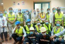"""صورة رئيس شركة """"مياه البحيرة"""": محطة مياه دمنهور 2 تحصُل على شهادة الجودة العالمية TSM فى الإدارة والتشغيل"""