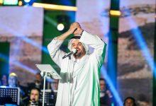 صورة حسين الجسمي يشارك مصر إحتفالاتها بانتصارات أكتوبر الـ47 في مدينة الجلاله