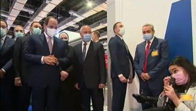 """صورة """"وزير النقل"""" بتبني فكرة سما أبوالعز بعد إشادة رئيس الجمهورية"""