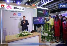صورة هواوي تكنولوجيز تعقد اتفاقية تعاون مع وزارة النقلوتطرح Fusion Server Pro بالتعاون مع شركة إنتل