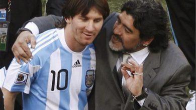 """صورة وفاة أسطورة كرة القدم """"مارادونا"""" عن عمر 60 عام بعد إجراء عملية جراحية"""