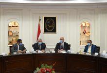 صورة الجزار يترأس اجتماع اللجنة العليا لتنسيق ولاية الأراضى داخل الدولة