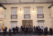 صورة ملك إسبانيا يعقد حفل استقبال لوزراء السياحة ورؤساء الوفود المشاركة في الدورة رقم ١١٣ للمجلس التنفيذي لمنظمة السياحة العالمية بمدريد