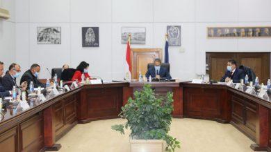 صورة الهيئة المصرية العامة تعقد اجتماع للتنشيط السياحي