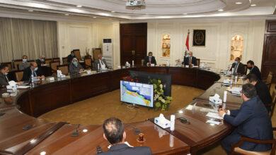 صورة  وزير الإسكان يتابع مشروع تنمية أراضى الساحل الشمالي الغربى