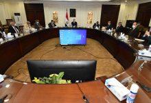"""صورة الجزار يترأس الاجتماع الثانى خلال أسبوع للجنة متابعة تنفيذ المبادرة الرئاسية """"حياة كريمة"""" لتطوير القرى"""