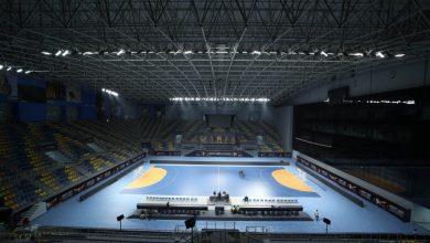 صورة سيجنيفاي تضئ جميع ملاعب بطولة العالم لكرة اليد للرجال في مصر