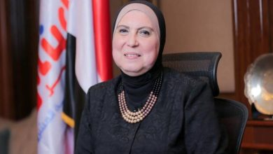 صورة وزيرة التجارة تغادر القاهرة متوجهةً إلى العاصمة السودانية الخرطوم للمشاركة بفعاليات الدورة الـ 38 لمعرض الخرطوم الدولى
