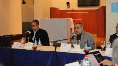 صورة اجتماع وزيرا السياحة والآثار والطيران المدني مع المستثمرين السياحيين بمدينة مرسى علم
