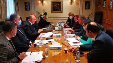 صورة وزير قطاع الأعمال العام يبحث مع محافظ القاهرة تسريع إجراءات تطوير فندقي شبرد والكونتيننتال