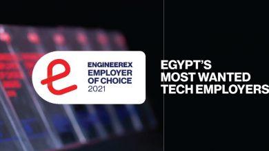 """صورة منظمة """"Engineerex"""" تعلن عن قائمة شركات التكنولوجيا بمصر الأكثر طلبا من قبل الموظفين لعام 2021"""