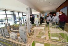 صورة الجزار: يتفقد مشروعات منطقة الأعمال المركزية والحدائق المركزيةبالعاصمة الإدارية الجديدة