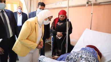 صورة 4 وفيات و 106 إصابة بحادث انقلاب قطار القاهرة المنصورة