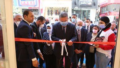 صورة وزير قطاع الأعمال العام يفتتح المرحلة الثانية لتطوير فـرع جاتينيو التاريخي بالقاهرة الخديوية بتكلفة 30 مليون جنيه