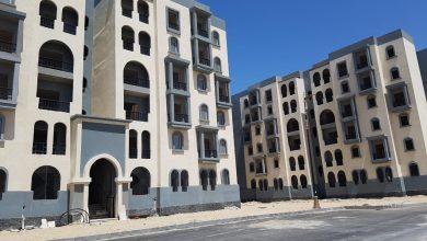 """صورة مسئولو الإسكان"""" يتفقدون الوحدات السكنية  والمشروعات الخدمية بمدينة المنصورة الجديدة"""