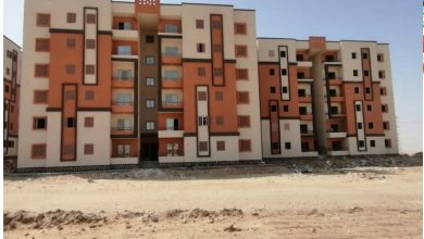"""صورة الجزار: جارٍ تنفيذ 1008 وحدات سكنية كسكن بديل لسكان منطقة """"زهور مايو_ الزرايب العشوائية سابقا"""""""