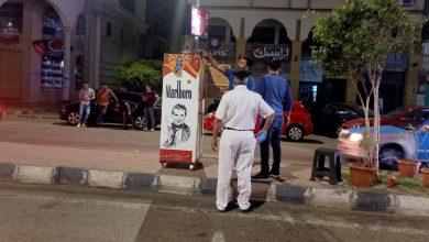 صورة الجزار: حملات موسعة بالمدن الجديدة لمتابعة أزمة كورونا