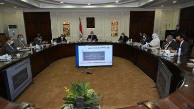 صورة وزراء الإسكان والتنمية المحلية والنقل يناقشون مشروع اللائحة التنفيذية لقانون تنظيم الإعلانات على الطرق العامة