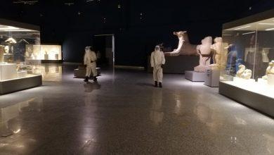 صورة الانتهاء من أعمال التعقيم الدورية لمتحف شرم الشيخ