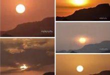 صورة بث مباشر تحري شمس ليلة القدر لحظة بلحظة