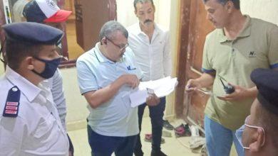 صورة عبدالمقصود: حملة مسائية لمأموري الضبطية القضائية على وحدات الإسكان الاجتماعي المخالفة بأكتوبر الجديدة