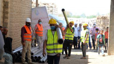 """صورة الشهاوى: مليار و٤١٩ مليون جنيه لتحسين خدمات مياه الشرب بـ182 قرية ضمن مبادرة""""حياة كريمة"""""""