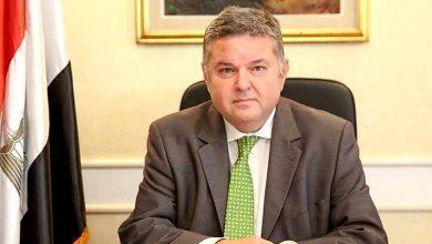 صورة وزير قطاع الأعمال يتابع مشروعات تطوير شركتي الدلتا والنصر للأسمدة