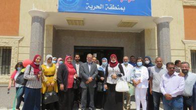 صورة رئيس جهار مدينة العبور الجديدة يعلن افتتاح المركز الطبي بحي الحرية على مساحة 1500م٢