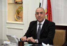 صورة الجزار: الجهاز المركزى للتعمير يتولى تنفيذ مشروعات بـ 21.7 مليار جنيه فى تنمية سيناء ومحور قناة السويس منذ تولى الرئيس السيسى وحتى الآن