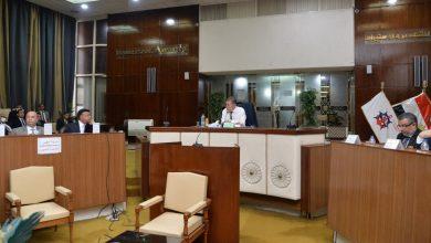 صورة وزير قطاع الأعمال العام يترأس عمومية القابضة للتأمين لاعتماد موازنة 2021-2022