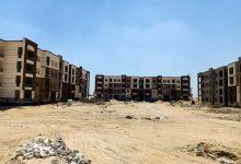 """صورة الجزار: تنفيذ أعمال التشطيبات للوحدات السكنية بـ""""الإسكان المتميز"""" بالمرحلة الأولى بمدينة الفشن الجديدة"""