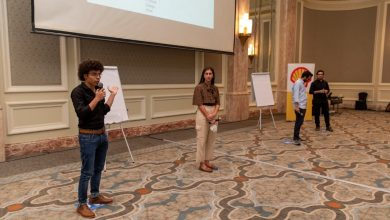 """صورة شل مصر تعلن عن الفريق الفائز في النسخة المحلية لمسابقة """"تخيل المستقبل"""" العالمية"""