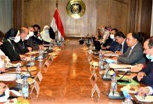 صورة جامع ومعيط يبحثان تنفيذ مبادرة تحفيز الصناعة المصرية