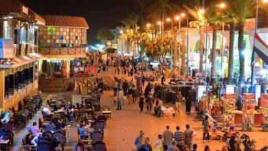 صورة وزير الإسكان ومحافظ دمياط يبحثان مقترحات تطوير بعض المناطق بمدينة رأس البر