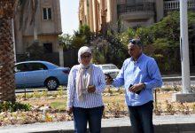 صورة رئيس جهار القاهرة الجديدة يتابع استعدادات موسم الشتاء وأعمال التطوير بالتجمع الأول