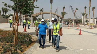 صورة رئيس جهاز العاشر من رمضان: تنفيذ 24 قرار غلق وتشميع وإزالة استحواذات وتعديات بحملة جديدة بالمدينة
